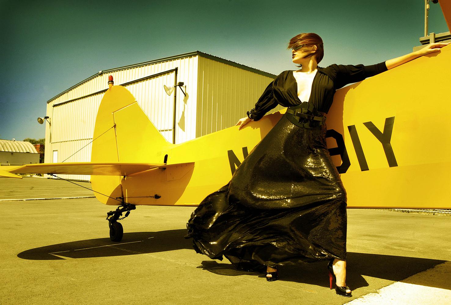 JetSet  by Rosario Fernandez