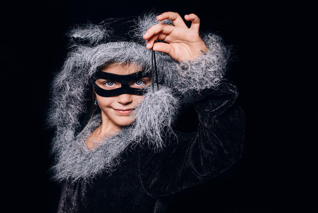 The cute raccoon by Denis Girard