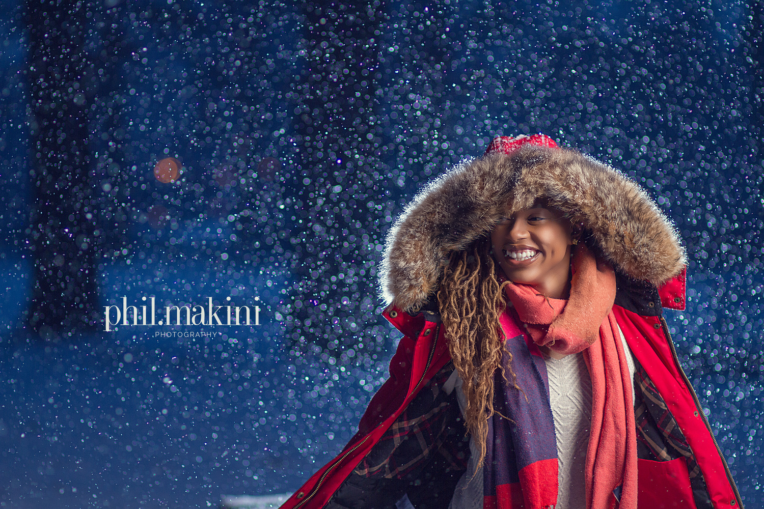 Let it snow by Phil Makini