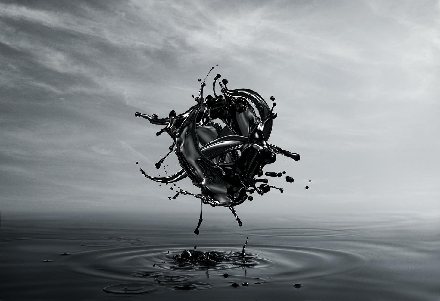Ink-1 by David Butler