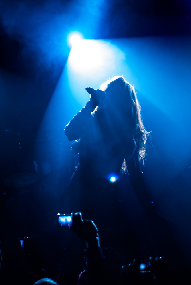 The Agonist (band) by Jean Carlos Rodrigues