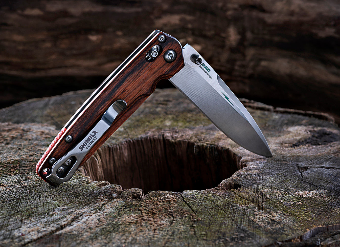 Shinola Pocket Knife by andy greenwell