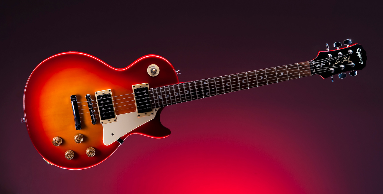 Les Paul by andy greenwell