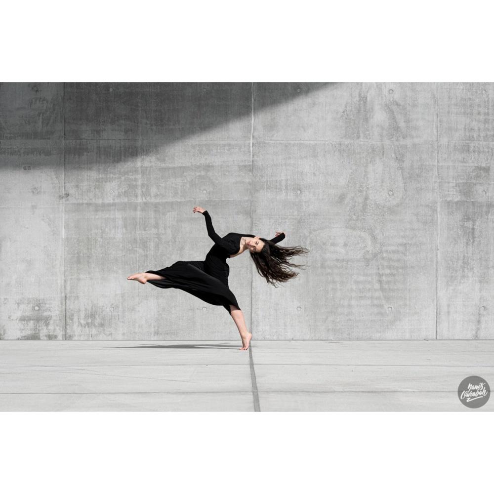 Julie ©Yanis Ourabah - Dance in Lyon by Yanis Ourabah