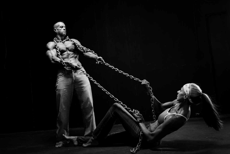 Fitness Struggles by Robert Rainbow