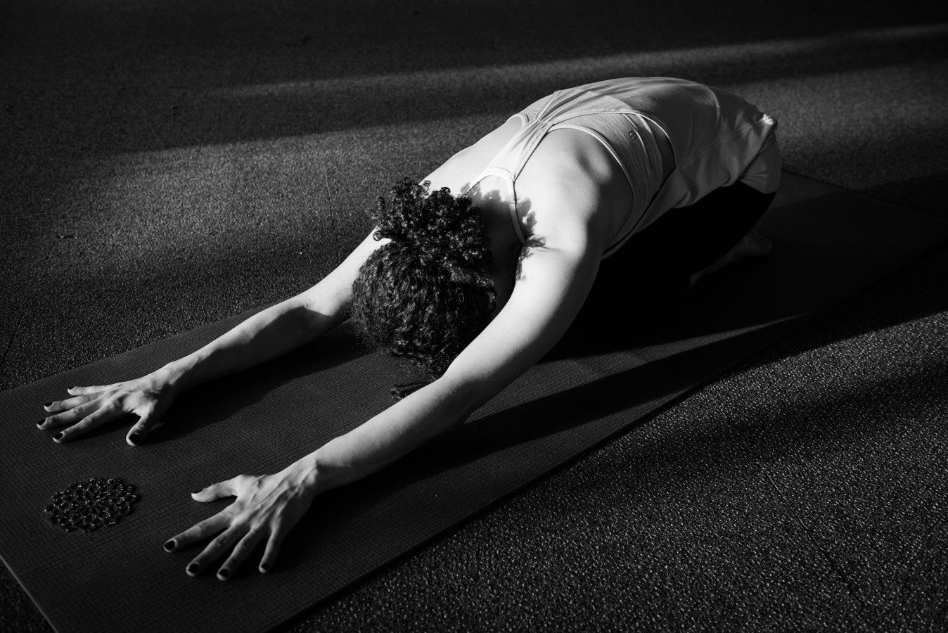 Yoga by Carmen Klammer