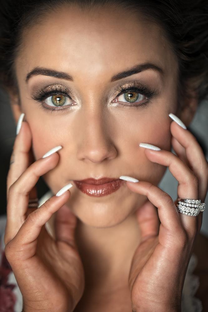 Eyes & Fingernails by Joseph Humphries