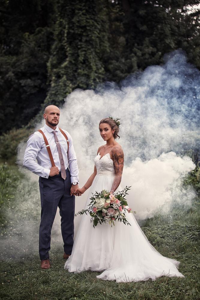Rustic Love Smoke by Joseph Humphries