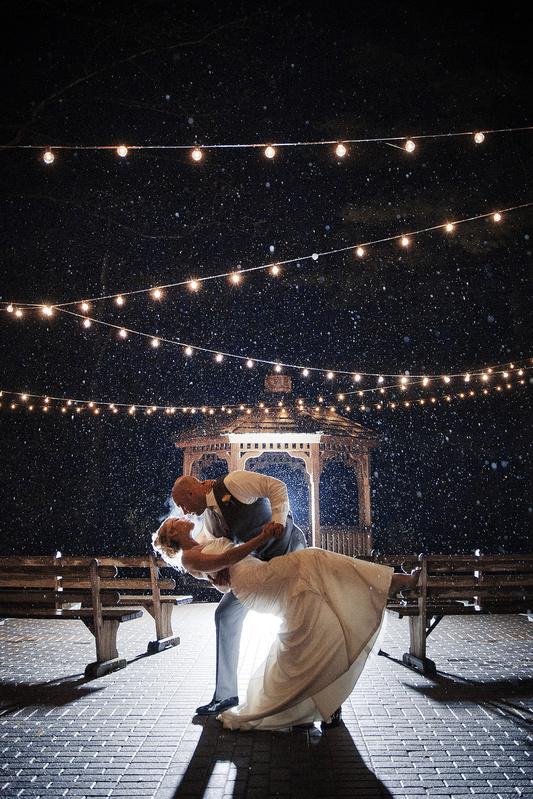 Dancing in the rain by Joseph Humphries
