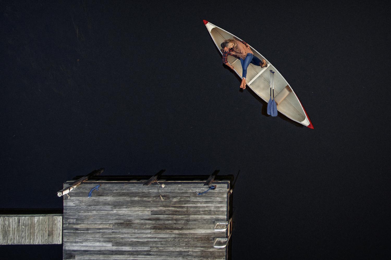 Love Canoe by Joseph Humphries