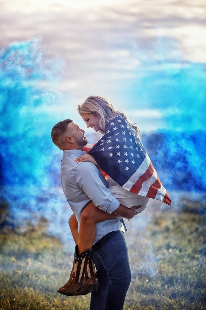 Patriotic Love by Joseph Humphries