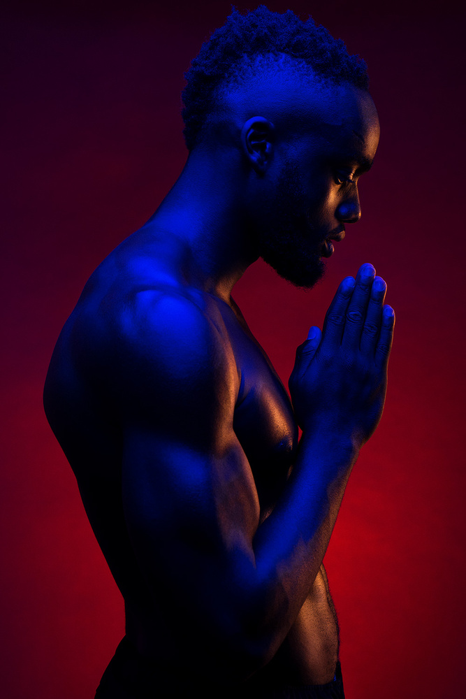 Pray for Greatness by Aaron Anderson