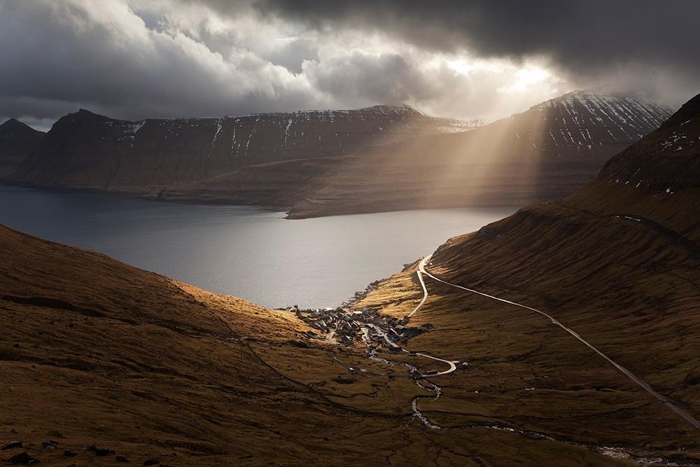 Funningur, Faroe Islands by Nikolaj Lund
