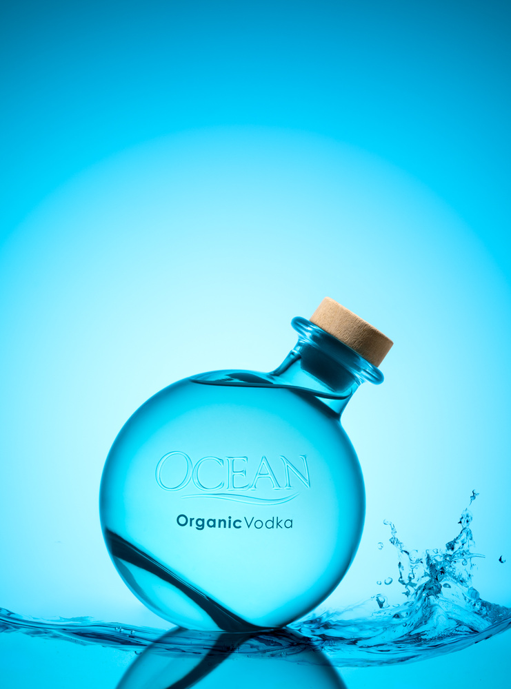 Ocean Vodka by Andrea Domjan