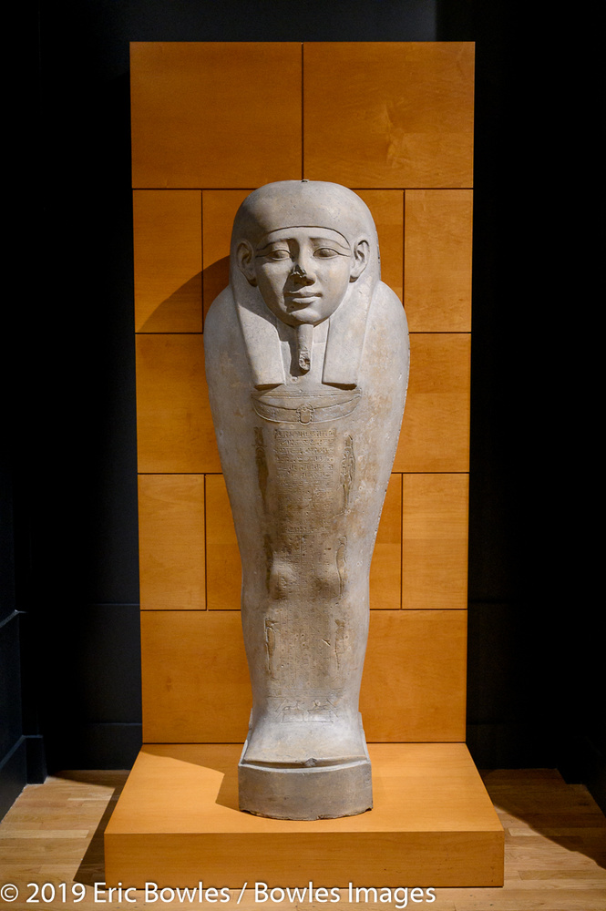 Tomb - Michael Carlos Museum by Eric Bowles