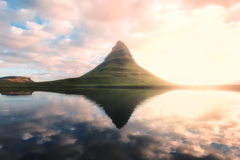 A Mountain Shaped Like an Arrowhead by Tom Wagenbrenner