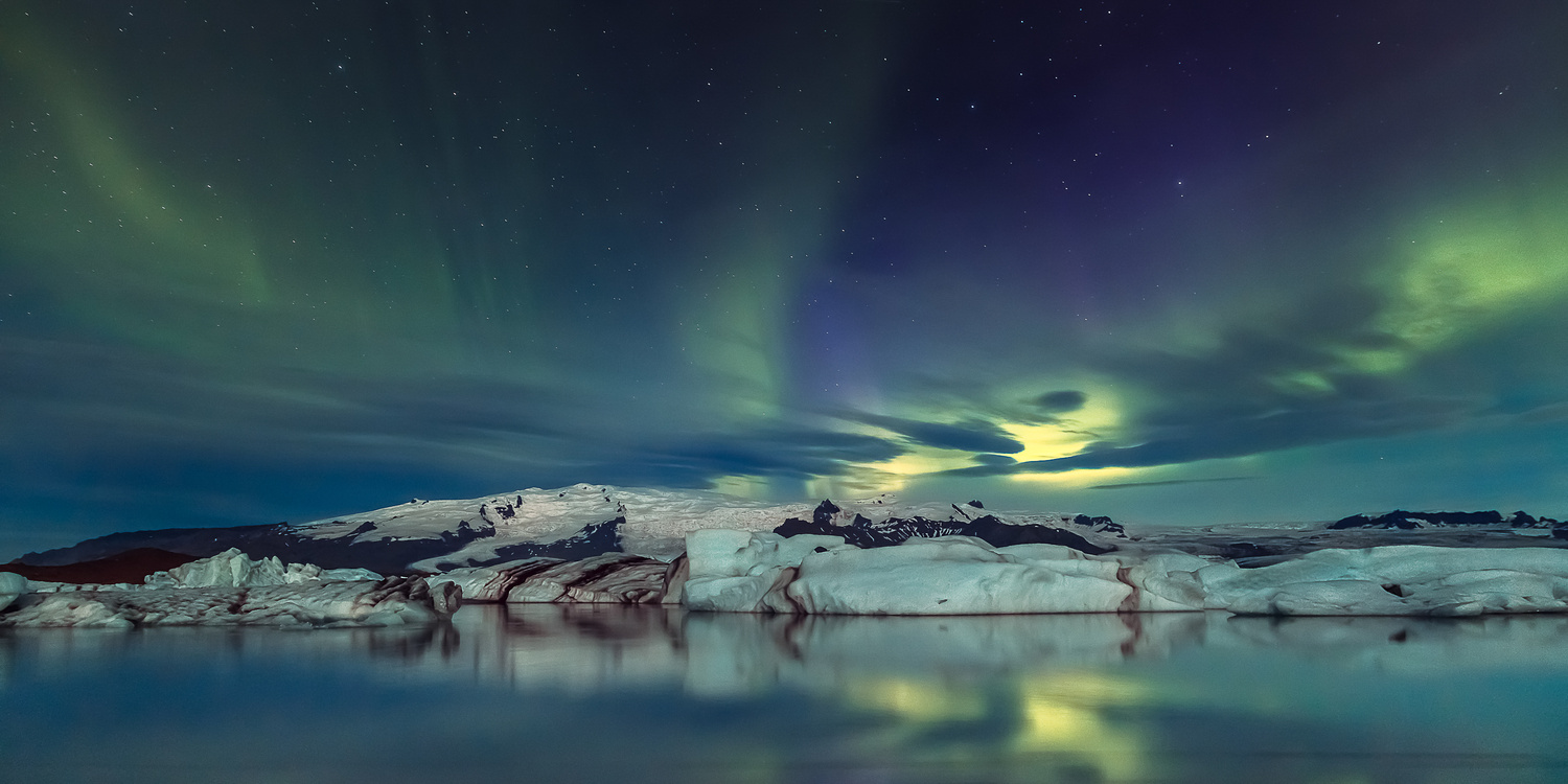 My First Look at the Aurora by Tom Wagenbrenner
