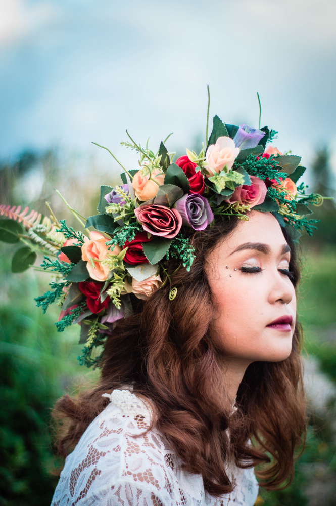 Flower Crown's Queen by Rexsel Sarabia