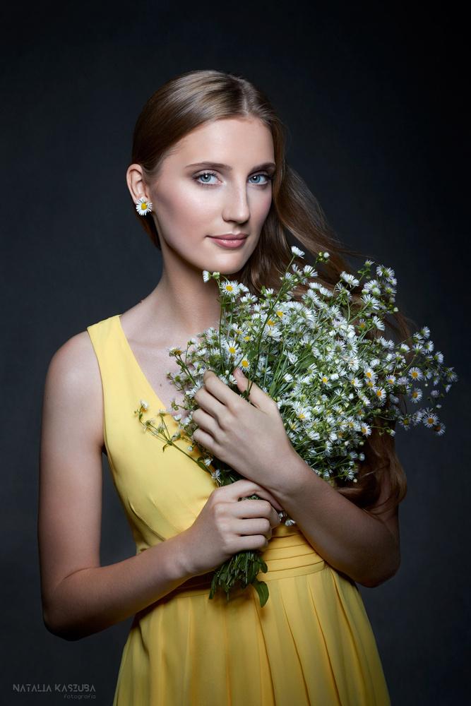 Miss Daisy by Natalia Kaszuba