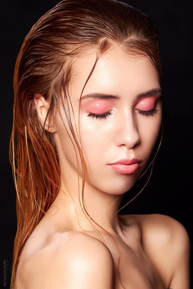 Wet beauty by Natalia Kaszuba