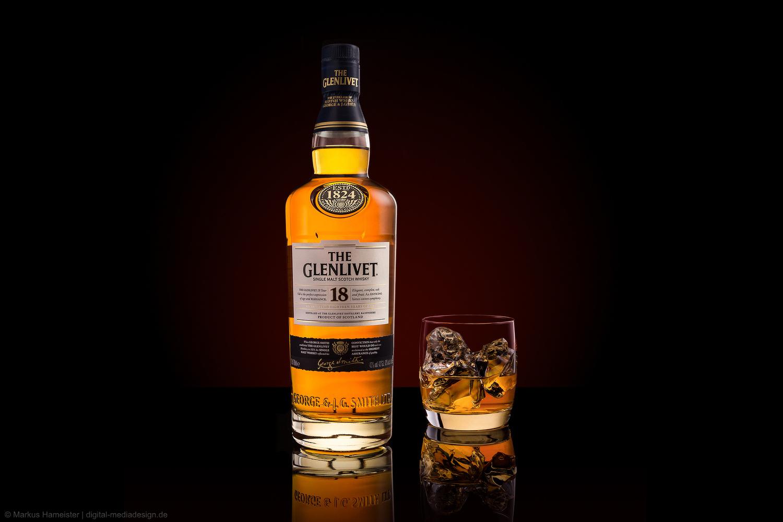 Whiskey Glenlivet 18 Years by Markus Hameister