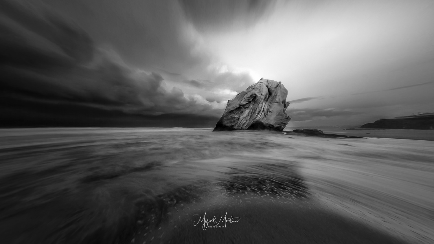 Eye of the storm by Miguel Martins