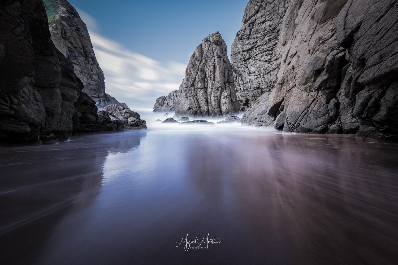 Ocean Path by Miguel Martins