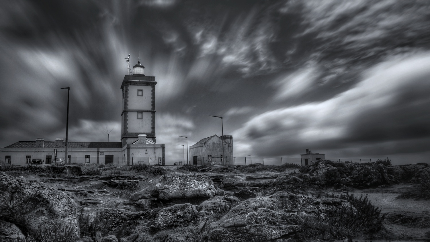 Carvoeiro Lighthouse by Miguel Martins