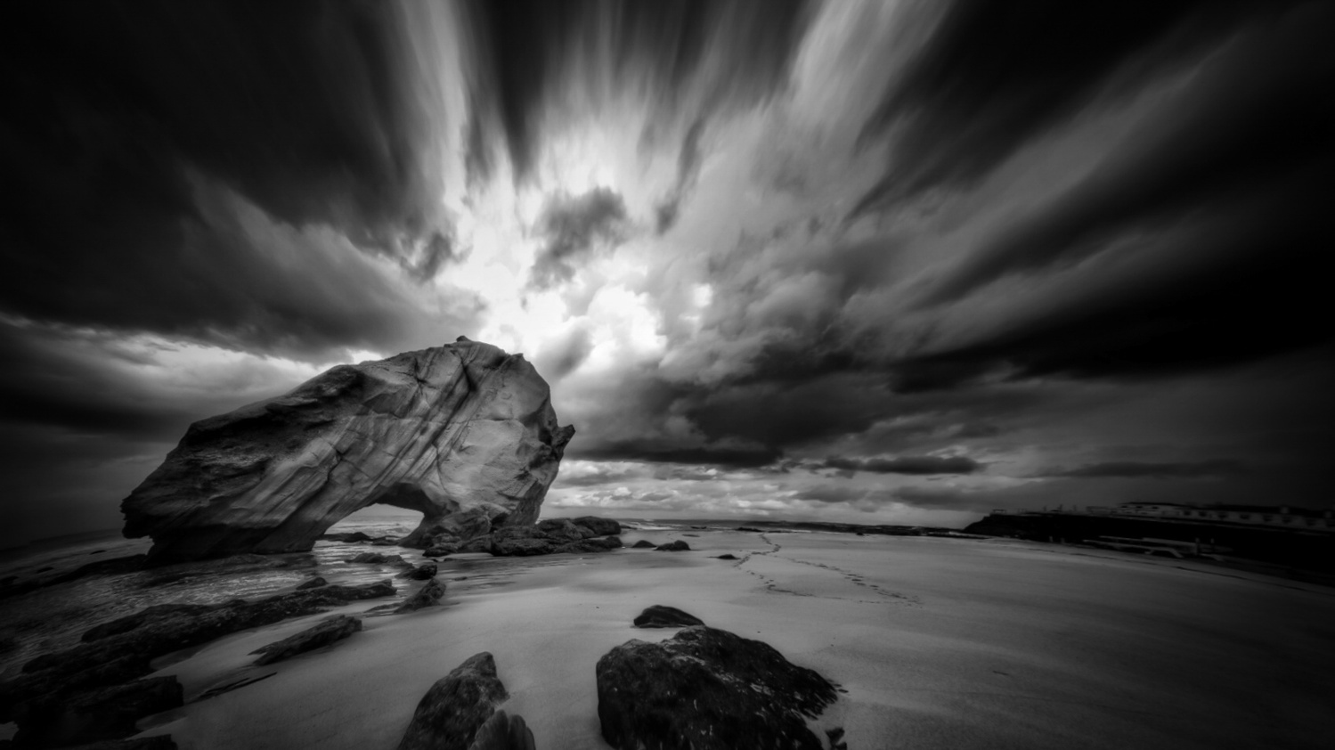 God's Fury by Miguel Martins