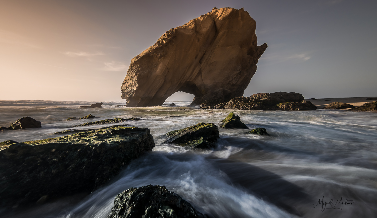 The Rock by Miguel Martins
