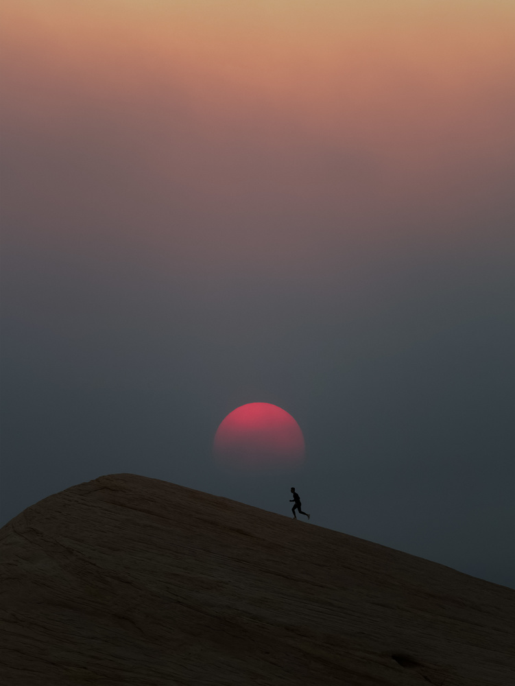 Rising sun by Miguel Martins
