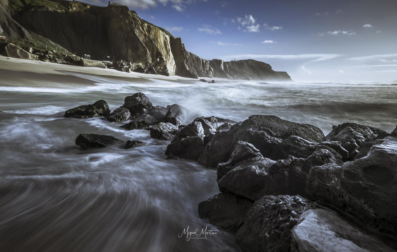 Formosa beach by Miguel Martins