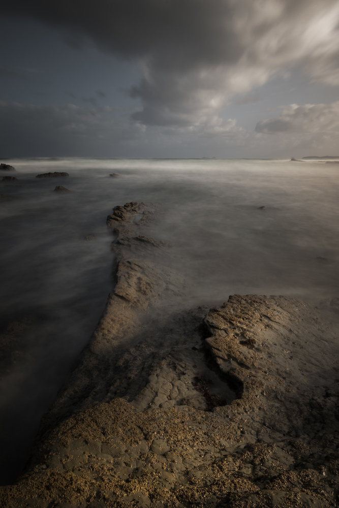 Abalo Beach by Miguel Martins