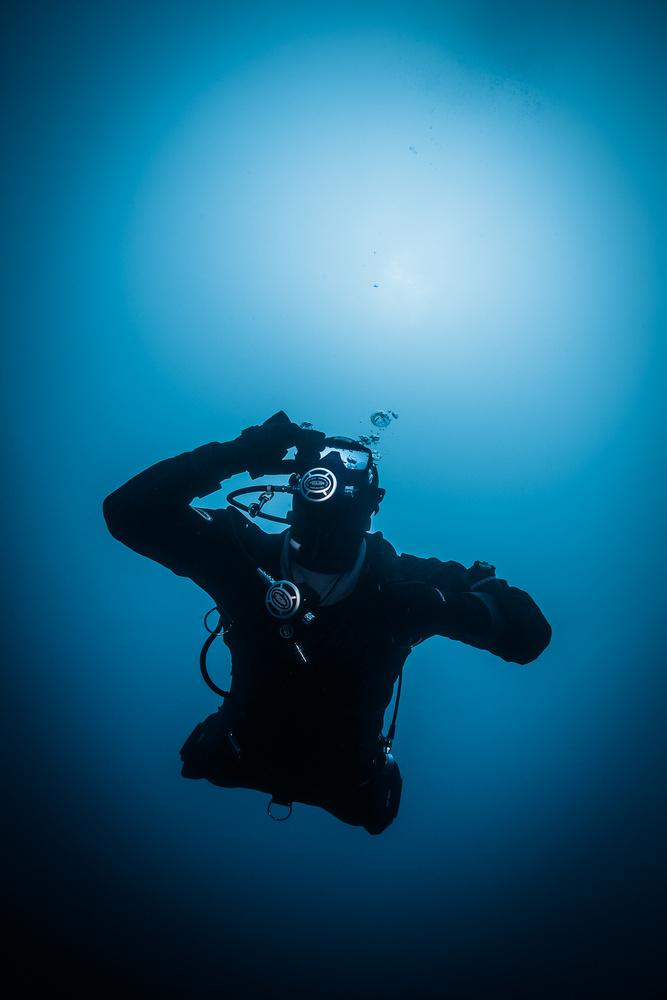 Scuba Diving by Michal Sevecek