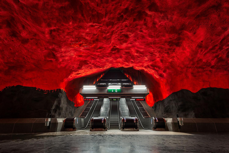 Helvete by Alexander Meier