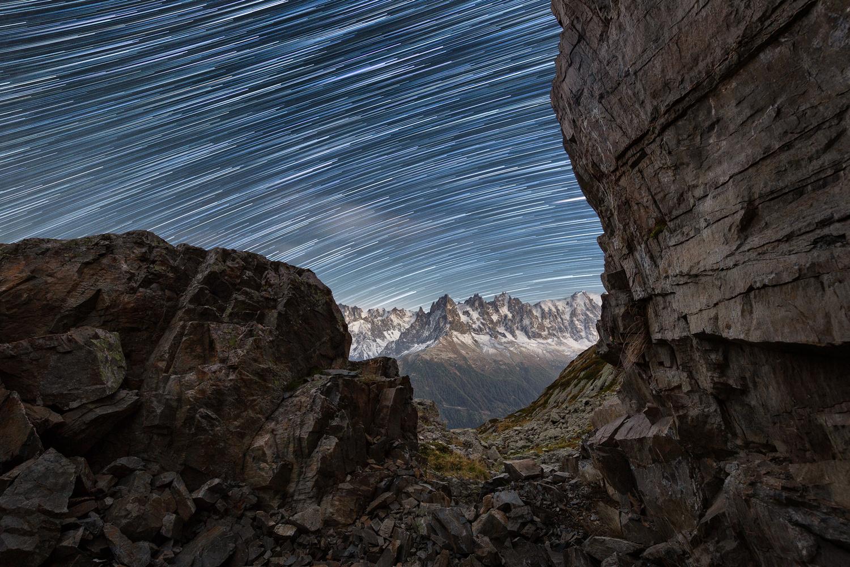 Cosmic Chamonix by Alexander Meier