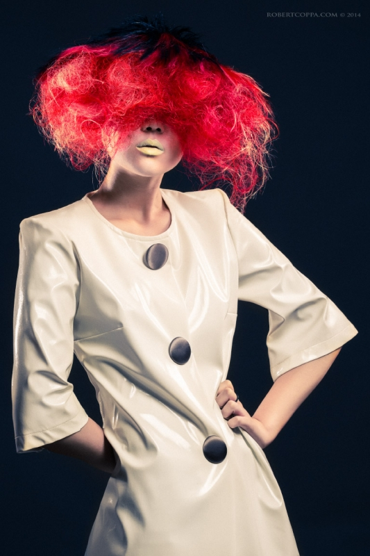 Red Hair by Robert Coppa