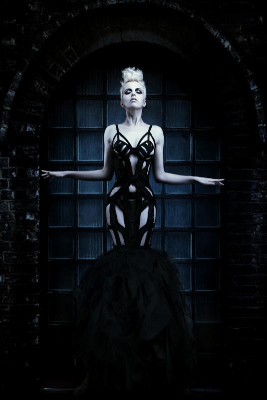 The Bondage Dress by Robert Coppa