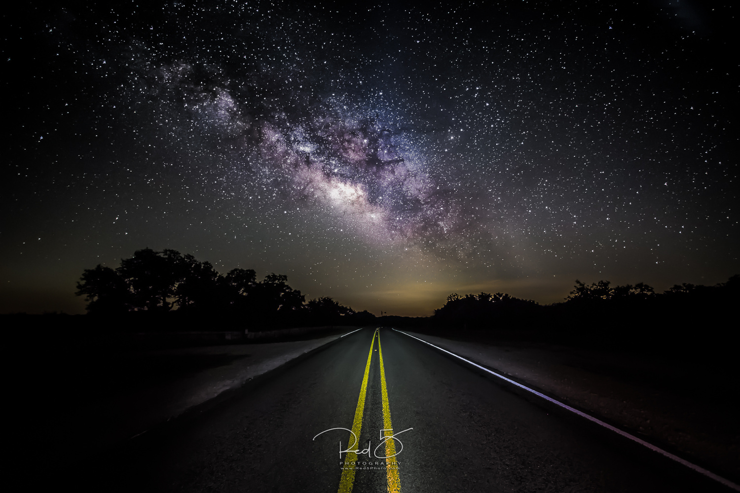 Milky Road by Jason Squyres