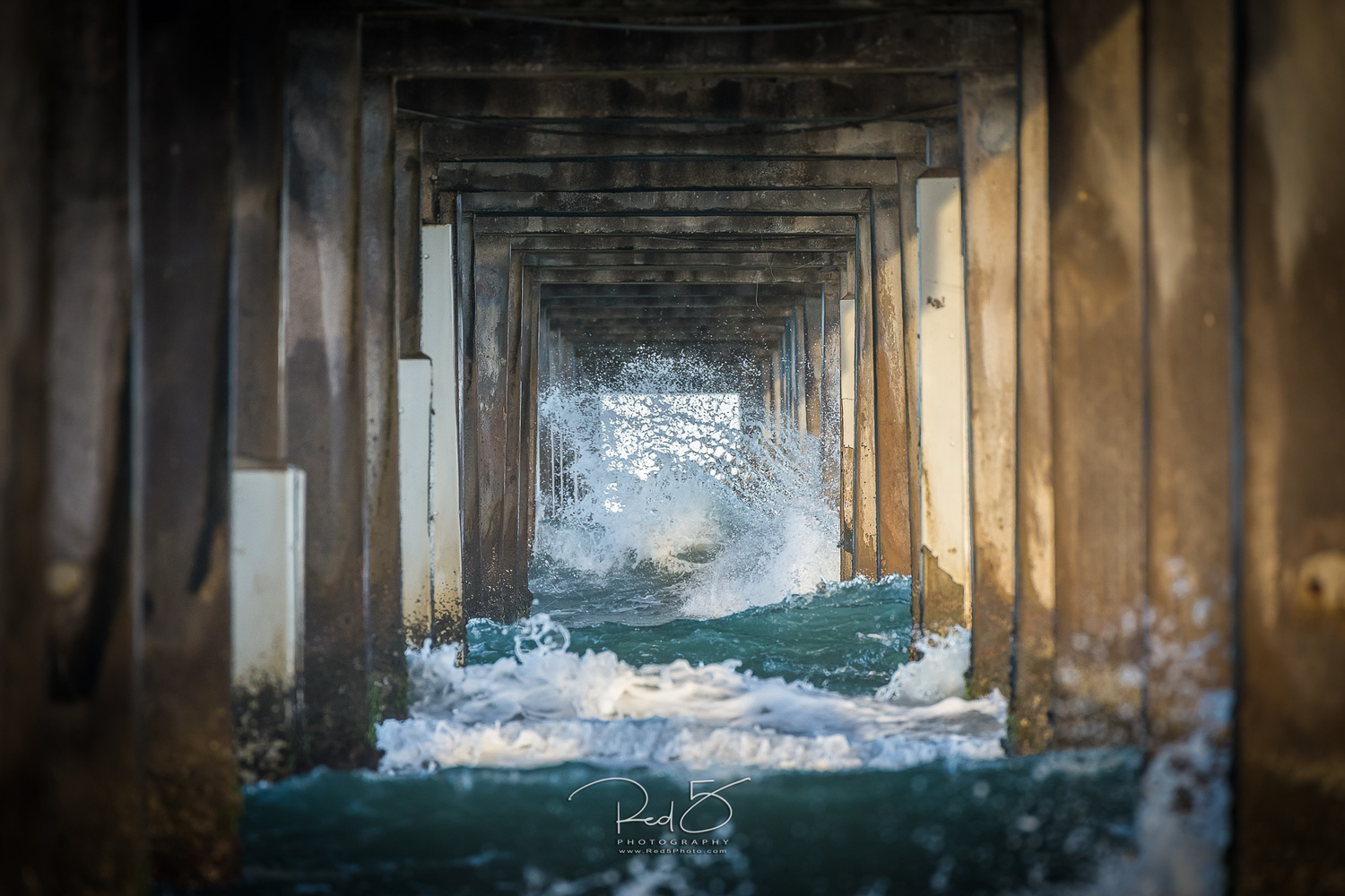 Under the Pier by Jason Squyres