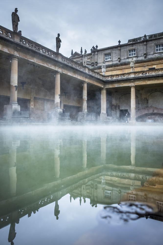 Roman Baths by Chris Kench