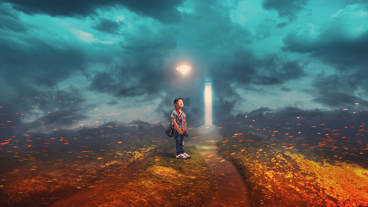 Lost by Hasbullah Ridho