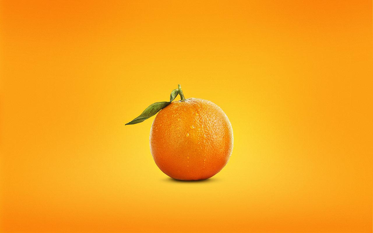 Orange by Hasbullah Ridho