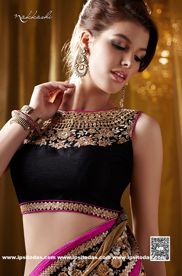 Commercial Photo Shoot for Indian Bridalware by Ipsito Das