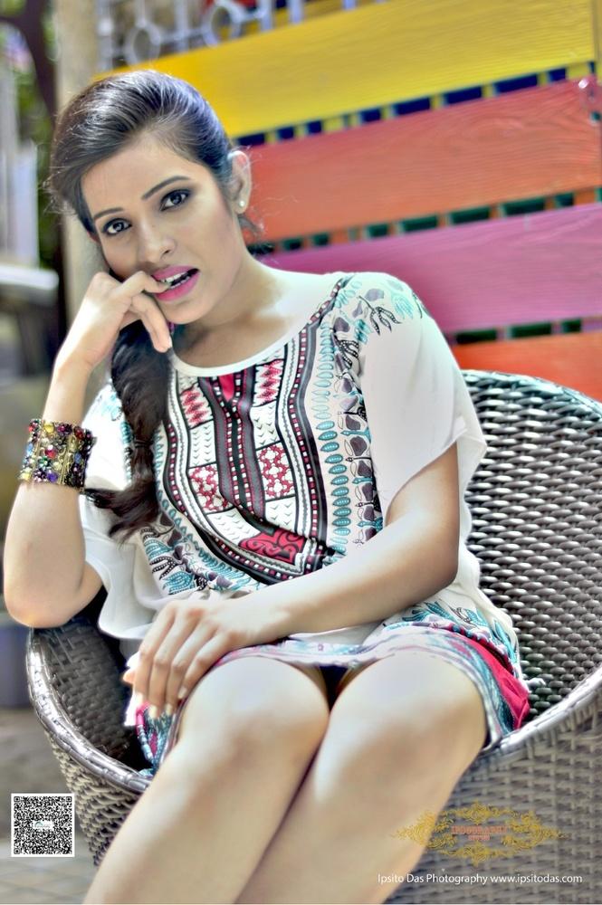 Modelling Portfolio Shoot Outdoor in Kolkata by Ipsito das by Ipsito Das