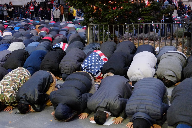 Protest. Prayer. Bodegas by Federico Trevino