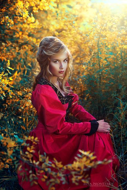 Beauty retouch by Helen Murr