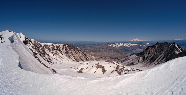 Mount Saint Helens by Nivaun Rahne
