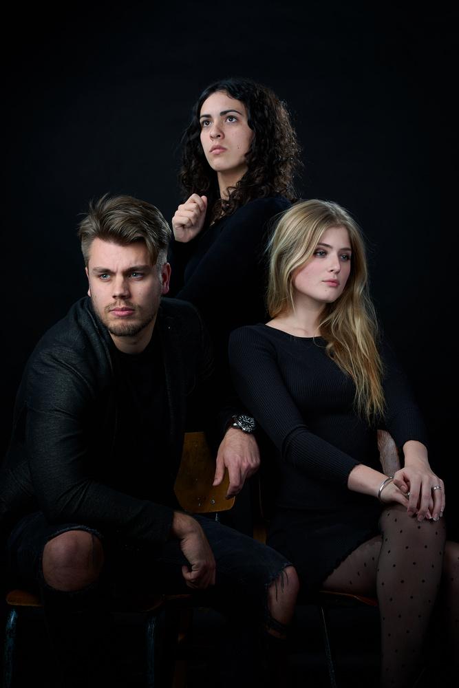 Orihana, Sander & Ilva by Rinu Yatim