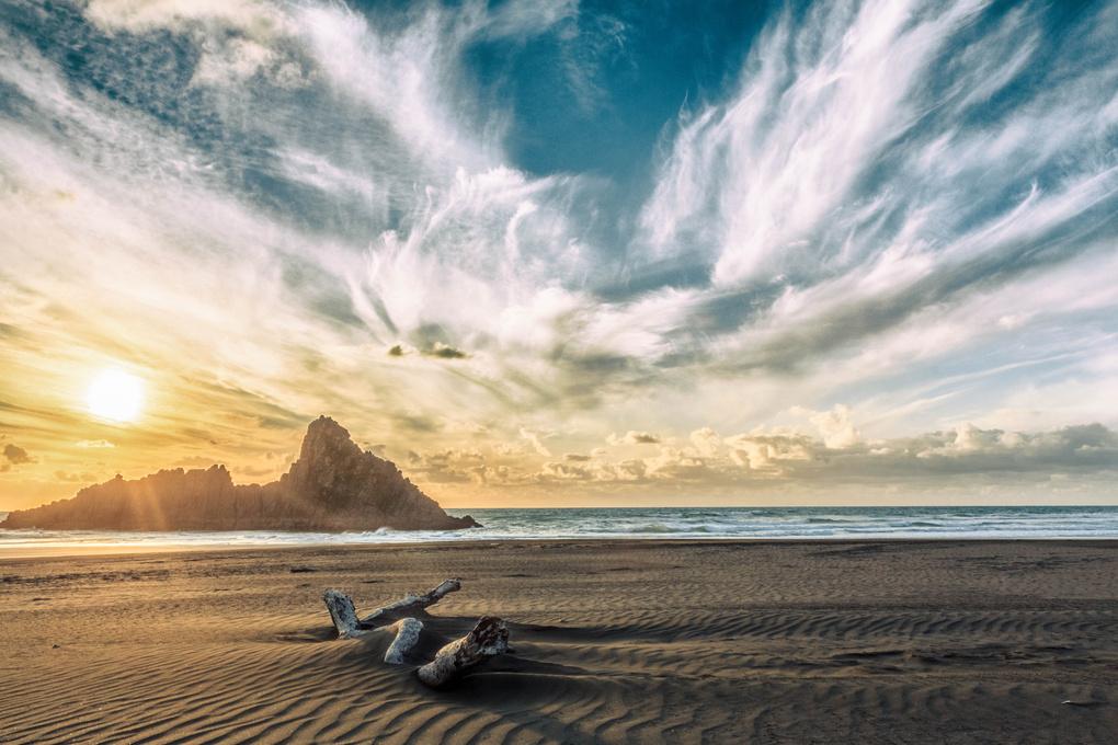 Panatahi Island by Rogan Templer